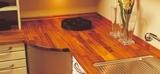 Plans en bois, matériau noble